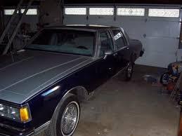 1982 chevy caprice