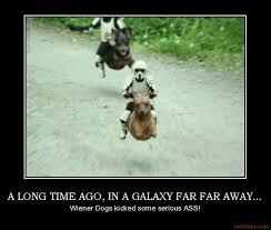 long ago in a galaxy far far away