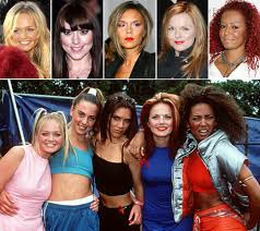 old spice girls