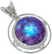 purple moonstone