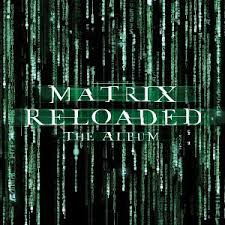 matrix reloaded cd