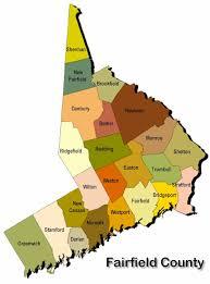 fairfield county maps
