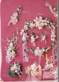 artificial flowers decoration