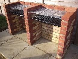 bbq bricks