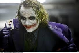 pics of heath ledger as the joker