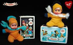 matchbox dolls
