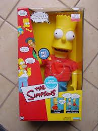 bart simpson doll