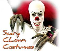 it the clown costumes