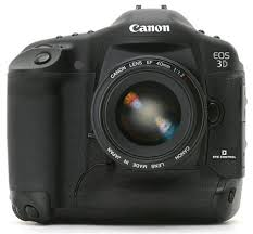 canon 3 is