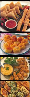 catering foods