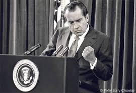 Said Richard Nixon in 1969: