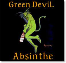 green devil absinthe