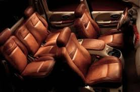 king ranch interior