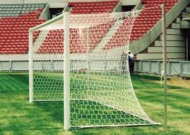 soccer goalposts