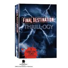 final destination thrillogy