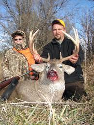 deer hunting images