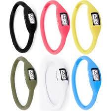 rubber wrist watches