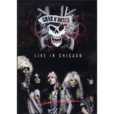 guns n roses live in chicago dvd