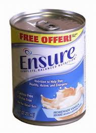 ensure cans