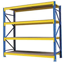 heavy duty shelving systems