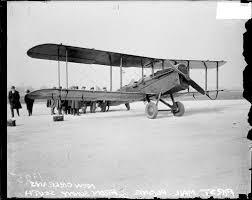 first air plane