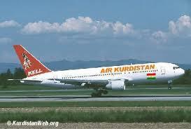 kurdistan air