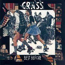 Crass - Best Before