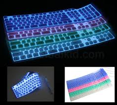 keyboards illuminated