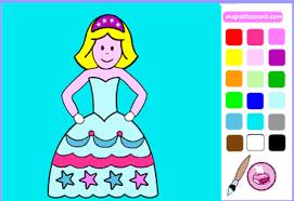 online coloring kids