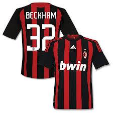 ac milan football top