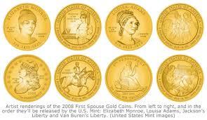 2008 coins