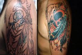 cherokee tribal tattoos