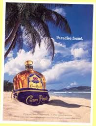 crown royal ads
