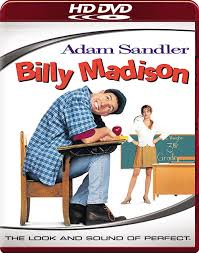 billy madison blu ray