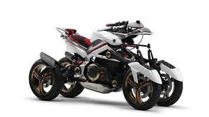 four wheel motorcycles