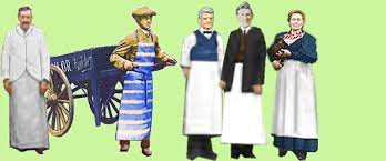 colonial shopkeepers