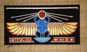 scarab symbols