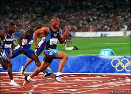 100 m olympics