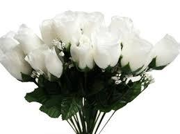silk rosebuds