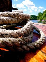 rope boat