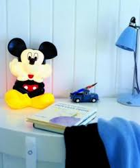mickey mouse lighting