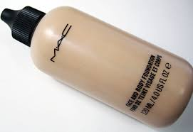 mac cosmetic foundation