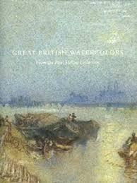 british watercolors
