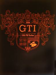 gti stickers
