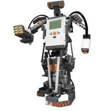 nxt lego robots