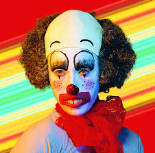 cindy sherman clown