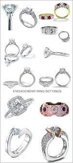 estate ring settings