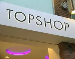london top shop