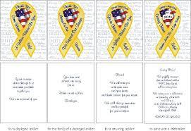 blue and yellow ribbon