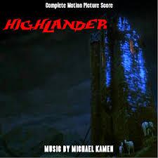 highlander score